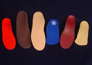 Over the Counter Foot Orthotics from Northern Prosthetics