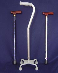 Canes, Walkers, Crutches from Northern Prosthetics